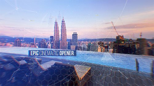 Epic Cinematic Opener - Project for After Effects (Videohive