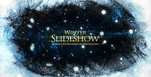 Winter Slideshow - Project for After Effects (Videohive)
