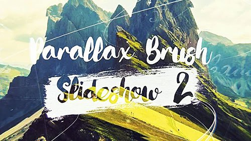 Parallax Brush 2 - Project for After Effects (Videohive)