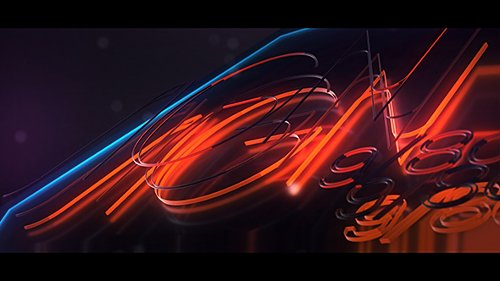 E3D Sign - Project for After Effects (Videohive)