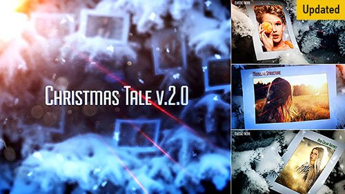 Christmas Tale - Project for After Effects (Videohive)
