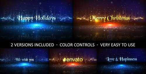 Christmas 18730813 - Project for After Effects (Videohive)