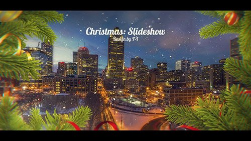 Christmas - Slideshow - Project for After Effects (Videohive)