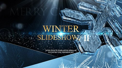 Winter Slideshow II - Project for After Effects (Videohive)