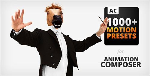 The Most Handy Presets For Animation Composer - AE -Project & Presets (Videohive)