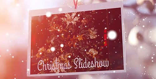 Christmas Slideshow 18998518 - Project for After Effects (Videohive)