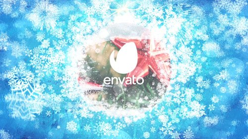 Merry Christmas Celebration Logo - Project for After Effects (Videohive)
