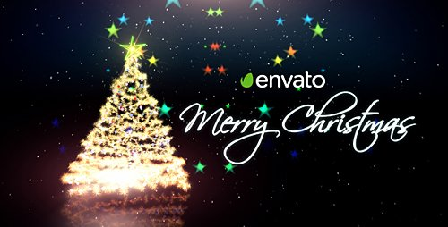 Christmas Wishes - Project for After Effects (Videohive)