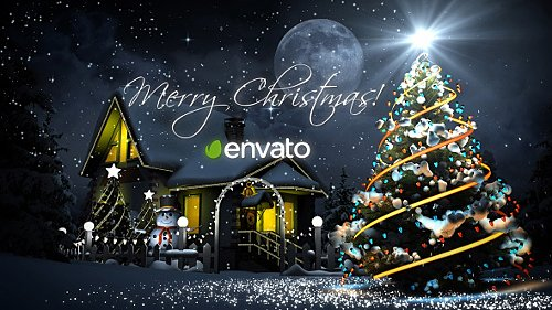 Christmas - Project for After Effects (Videohive)
