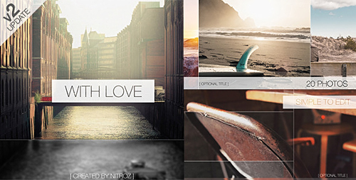 Lovely Slides - Project for After Effects (Videohive)