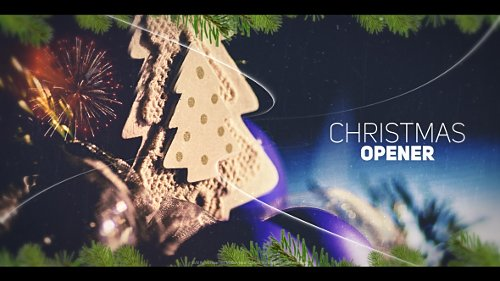 Christmas Opener - Project for After Effects (Videohive)