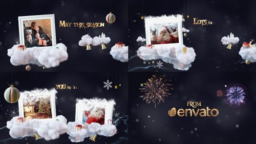 One Wish Christmas Bundle Template - Project for After Effects (Videohive)