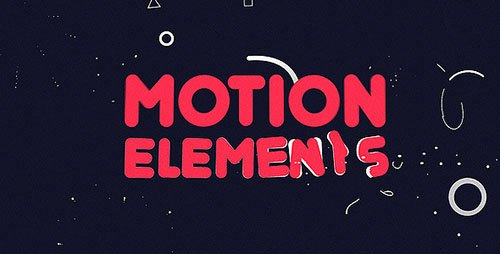 Motion Elements 19059416 - Project for After Effects (Videohive)