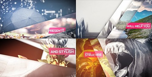 Epic Slides Montage - Project for After Effects (Videohive)