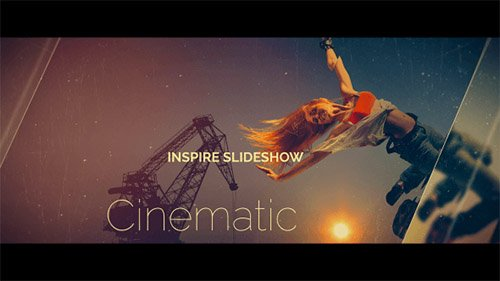 Cinematic Slideshow 19175602 - Project for After Effects (Videohive)