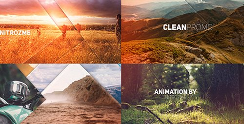 Clean Promo 12097669 - Project for After Effects (Videohive)