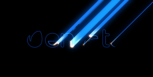 Minimal Laser - Hi-Tech Logo Reveal - Project for After Effects (Videohive)
