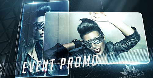 Event promo - Project for After Effects (Videohive)
