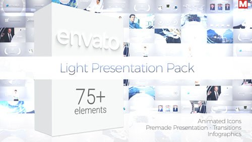 Light Presentation Pack - Project for After Effects (Videohive)
