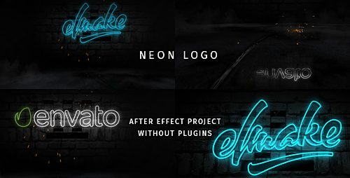 Neon - Project for After Effects (Videohive)