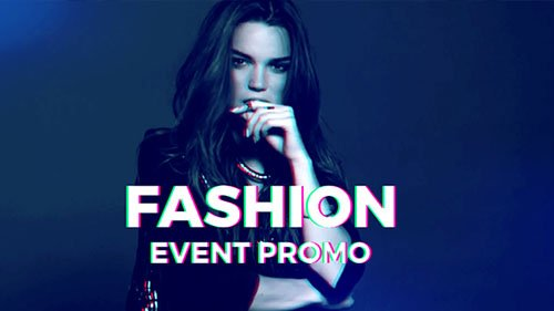 Fashion Event Promo - Project for After Effects (Videohive)