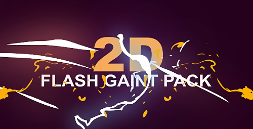 100+ Flash FX Elements - Project for After Effects (Videohive)