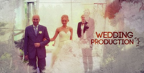 Wedding Production 14849640 - Project for After Effects (Videohive)