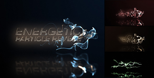 Energetic Particle Reveal - Project for After Effects (Videohive)