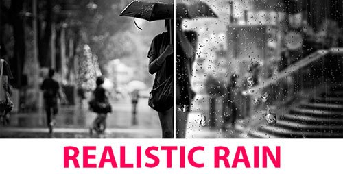 Rain 19242729 - Project for After Effects (Videohive)