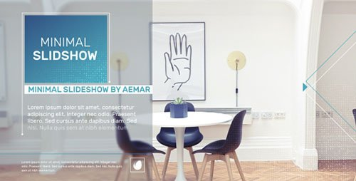 Minimal Slideshow 19392814 - Project for After Effects (Videohive)