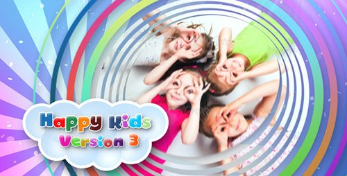 Kids Opener v3 - Project for After Effects (Videohive)