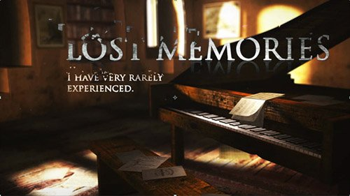 Lost Memories - Project for After Effects (Videohive)