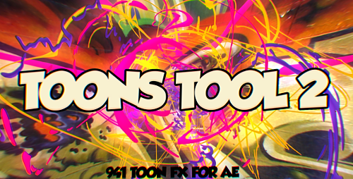 Toons Tool 2 (FX Kit) - Project for After Effects (Videohive)