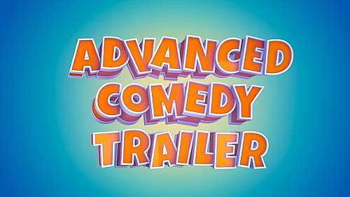 Advanced Comedy Trailer - Project for After Effects (Videohive)