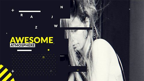 Trendy Action Opener - Project for After Effects (Videohive)