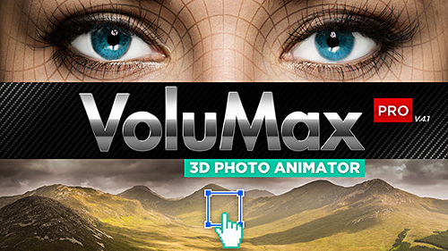 VoluMax - 3D Photo Animator - Project for After Effects (Videohive)