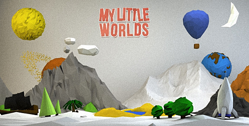 My Little Worlds - Project for After Effects (Videohive)