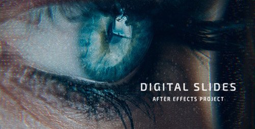 Digital Slides - Project for After Effects (Videohive)