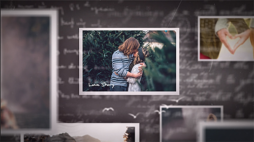 Memories of Moments - Project for After Effects (Videohive)