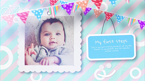 Childhood Memory - Project for After Effects (Videohive)