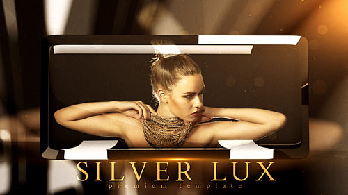 Silver Lux - Project for After Effects (Videohive)
