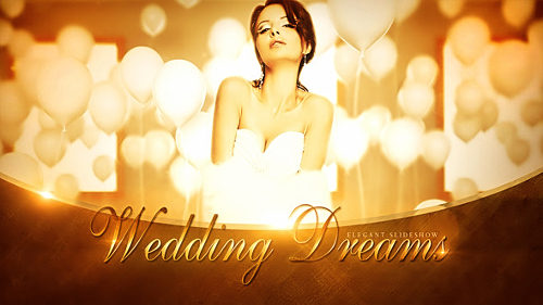 Wedding Dreams - Project for After Effects (Videohive)