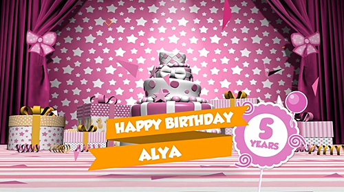 Birthday Slideshow - Project for After Effects (Videohive)