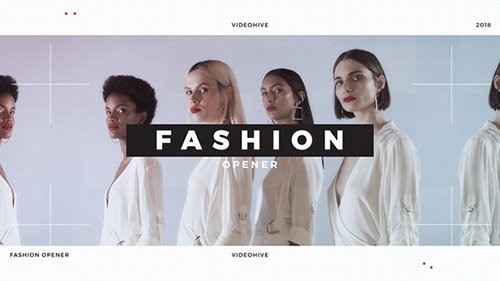 Fashion Opener 22125198 - Project for After Effects (Videohive)