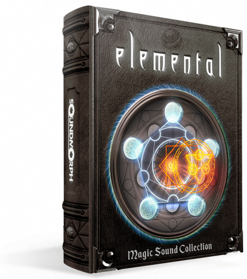 Elemental Soundpack (SoundMorph)