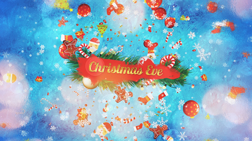 Christmas Eve Slideshow - Project for After Effects (Videohive)