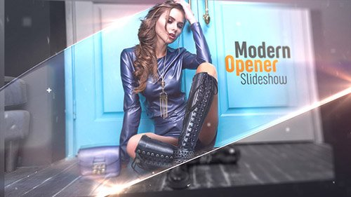 Modern Opener - Slideshow 22859286 - Project for After Effects (Videohive)