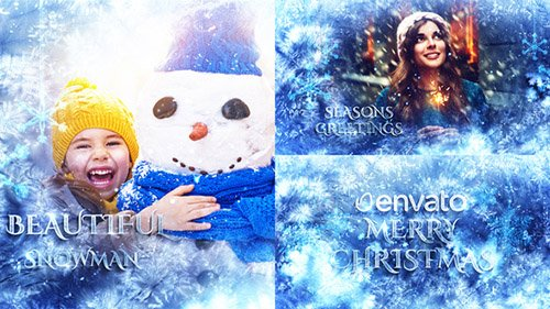 Winter Slideshow / Titles 22978190 - Project for After Effects (Videohive)