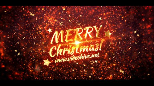 Christmas Magic Titles - Project for After Effects (Videohive)