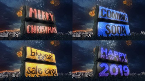 Happy New year 23033713 - Project for After Effects (Videohive)